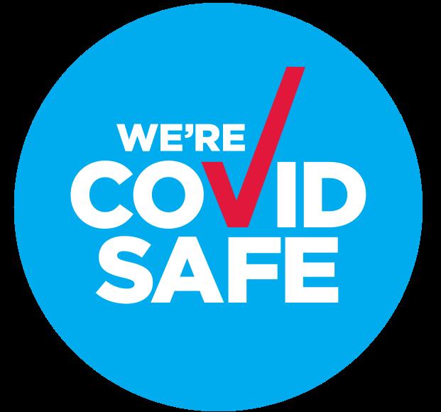 Covid Safe Badge Digital